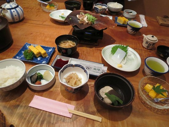 Yukimurasaki: お料理