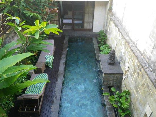 Gending Kedis Villas & Spa Estate : privat pool