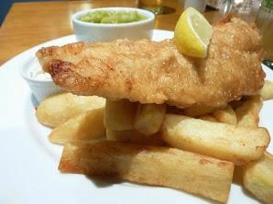 The Ship: Fish & Chips