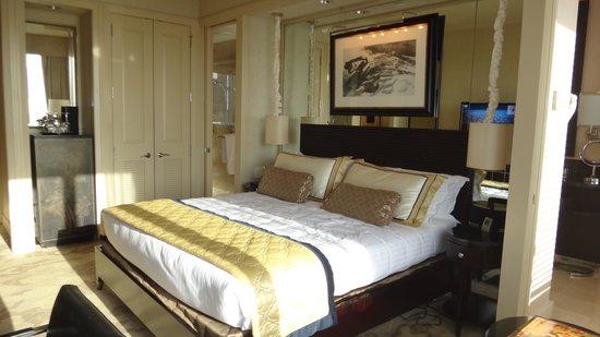 Mandarin Oriental, New York : la chambre