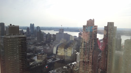 Mandarin Oriental, New York : vue de la chambre