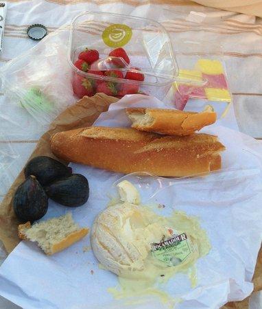 Radisson Blu Hotel Champs Elysees, Paris : lunch