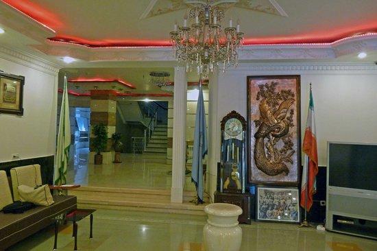 Totia Hotel: Le hall de l'hôtel