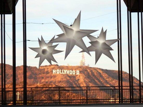Griffith Park : Symbole d'Hollywood depuis Hollywood and Hignland complex