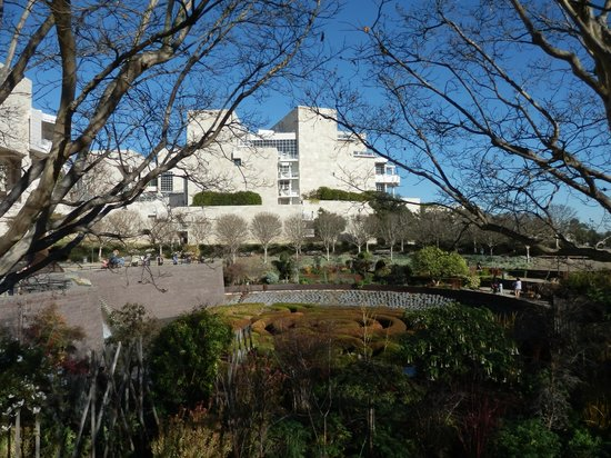 Griffith Park : Getty center