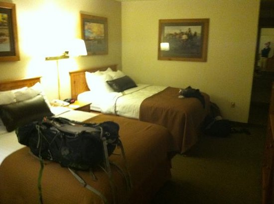Best Western Plus Ruby's Inn : Room