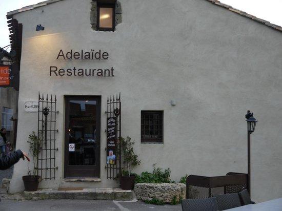 Restaurant Adelaide Carcassonne Menu