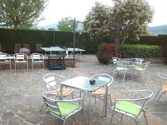 Casa Di Campagna in Toscana: Zona svago-relax