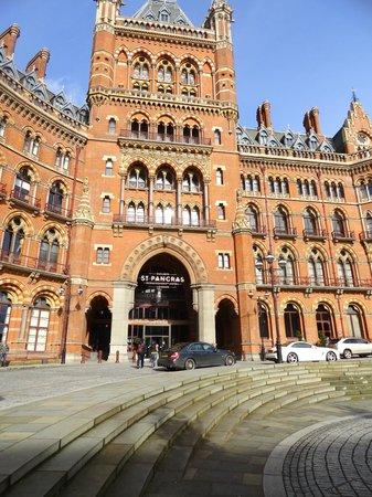 Ibis London Euston St Pancras: vicino hotel