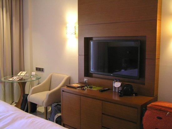 DoubleTree by Hilton Resort & Spa Marjan Island: Bedroom