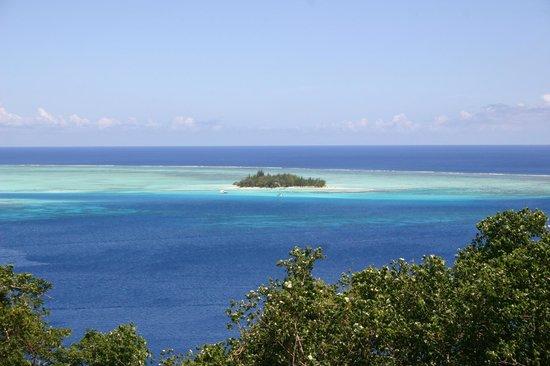 Bora Bora Photo Lagoon : Le lagon