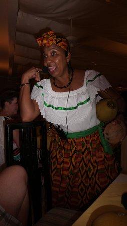 Anacaona Boutique Hotel : Coconut Lady
