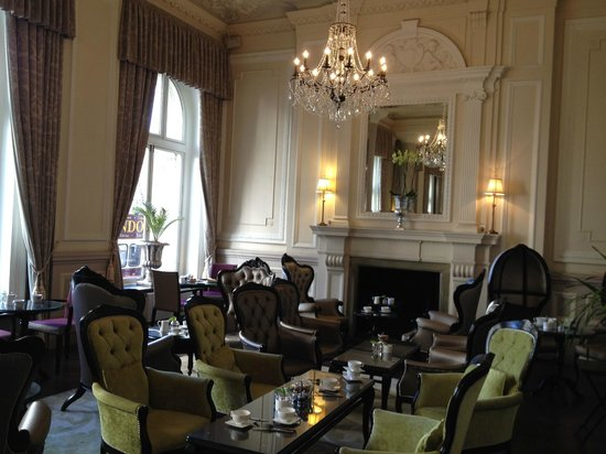 The Grosvenor Hotel: Lounge