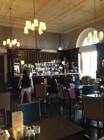 The Grosvenor Hotel: Brasserie