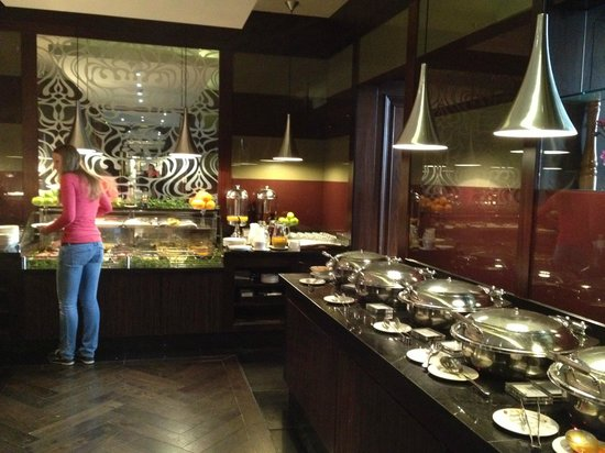 The Grosvenor Hotel: Breakfast