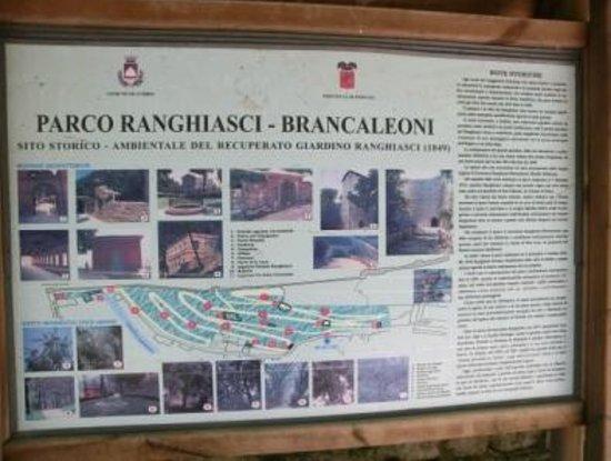 Ranghiasci Park: Parco Ranghiasci