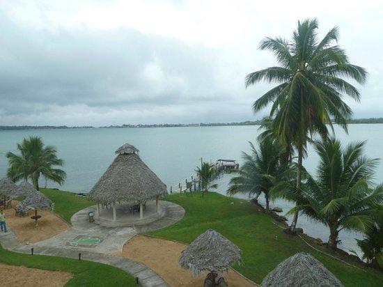 Playa Tortuga Hotel & Beach Resort: vista desde el cuarto