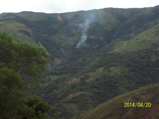 Che Lagarto Hostel Cusco: indo para machu picchu