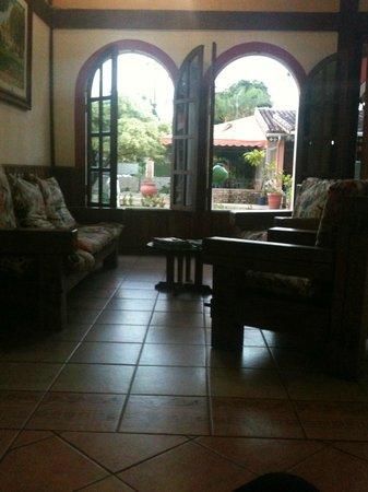 Vale Verde Praia Hotel: Entrada