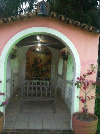 Vale Verde Praia Hotel: Capela
