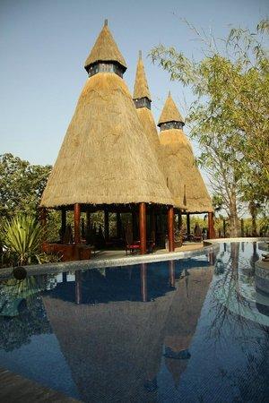 Mandina River Lodge: Resturant