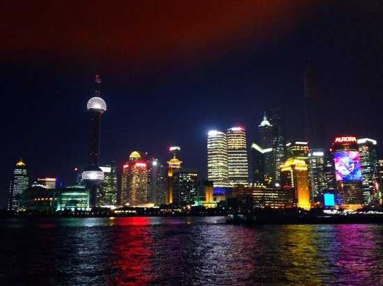 The Peninsula Shanghai: Right on the Bund
