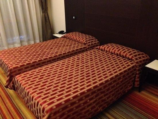 Hotel Alla Corte : la camera