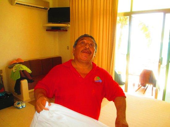 Paamul Hotel: Barto!