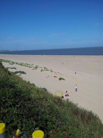 Heathland Beach Holiday Park: The beach