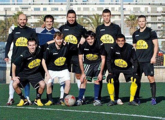 Equipo de futbol de La Piadina