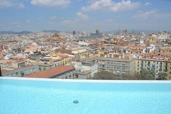 Andante : Vue panoramique du toit