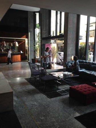 Slaviero Conceptual Palace Hotel Curitiba: Lobby