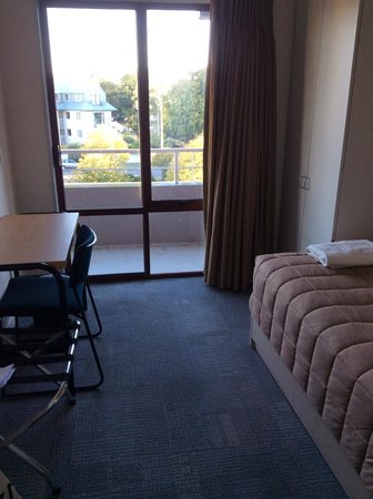 Christchurch YMCA: My room