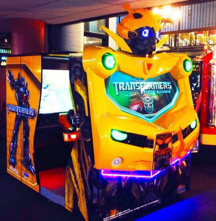 Fun World: Transformers Delux Game