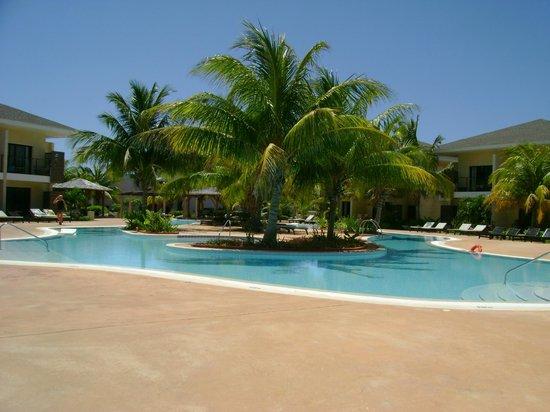 Melia Buenavista: la piscine tranquille