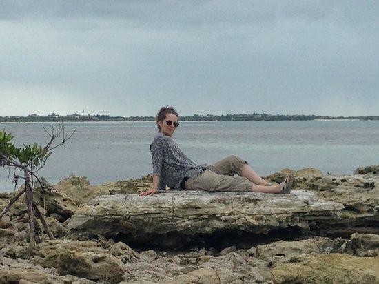 Melia Buenavista: promenade sur la plage