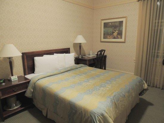The Opal San Francisco : The room