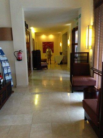 Melia Buenavista: L'accueil de l'hôtel