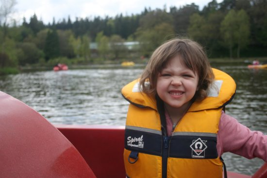 Center Parcs Longleat Forest: Child friendly everywhere.
