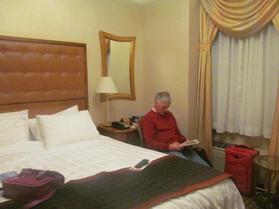 Hotel Metro: Bedroom