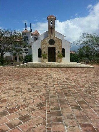 Weare Cadaques Bayahibe Hotel : Iglesia linda