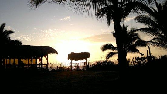 Hosteria La Gondola : Sunset 2