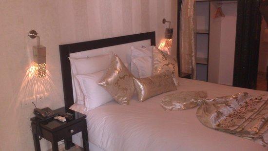 Riad Nesma : Dormitorio