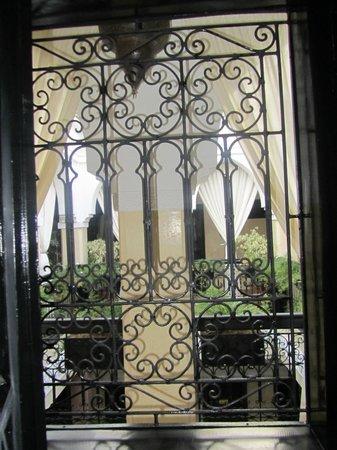 Riad Nesma : Ventana al patio