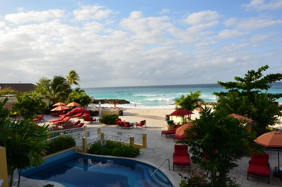 Ocean Two Resort & Residences: View from our room