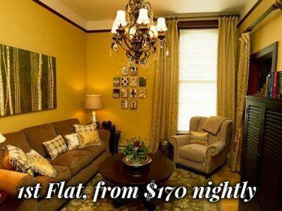 3rd Street Flats: 1st Flat