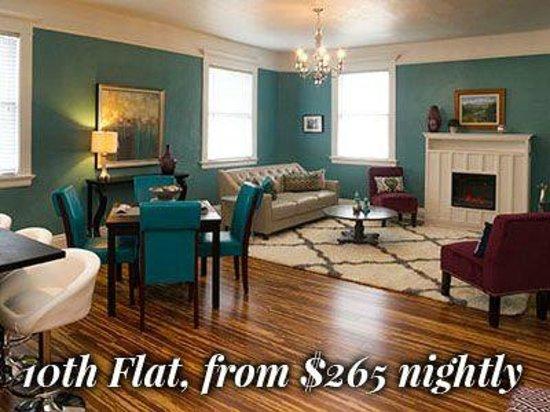 3rd Street Flats: 10th Flat