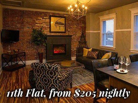 3rd Street Flats: 11th Flat