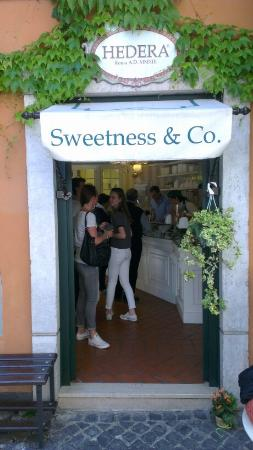 Hedera: Photo of Sweetness & co. taken with TripAdvisor City Guides