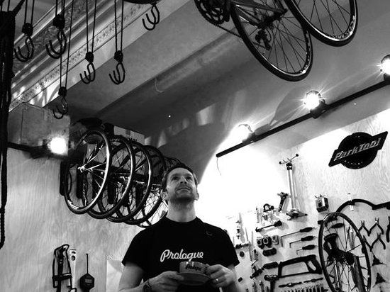 Prologue Performance Cycling: workshop